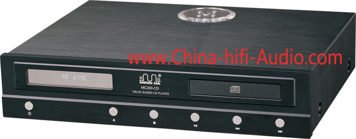 Ming Da Meixing MC200-CD Vacuum tube 5670 CD Player black