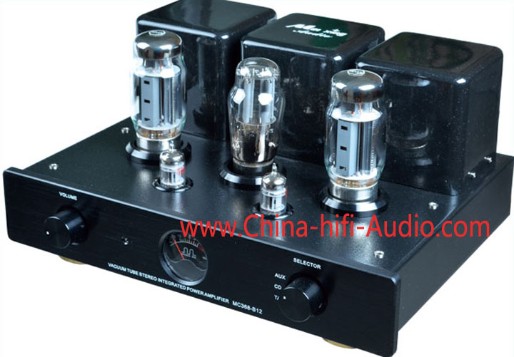 Meixing MC368-B12 TUNG-SOL KT120 Class A Integrated Amplifier RC