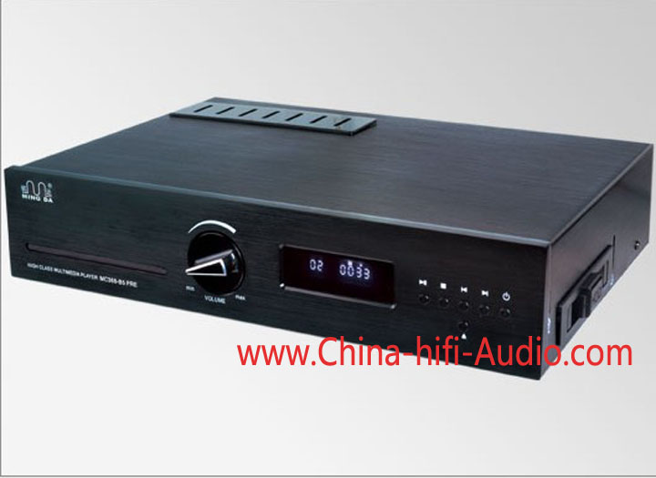 Meixing MC368-B5 PRE 5.1 Audio track Multifunctional 2012 sound