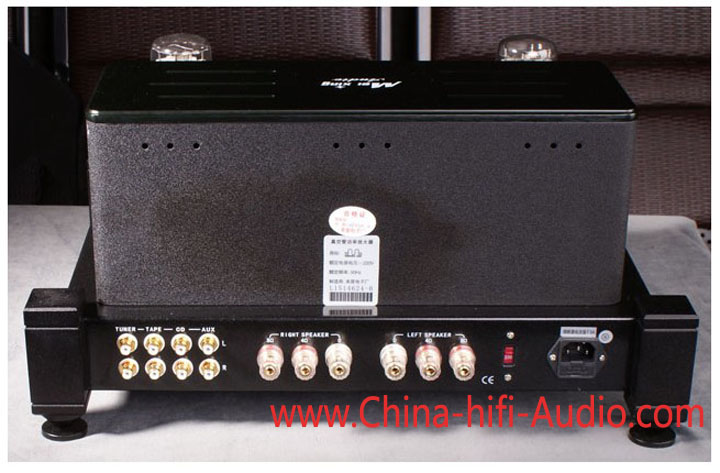 Meixing Mc845 Aa Se Vacuum Tube 845 Integrated Amplifier