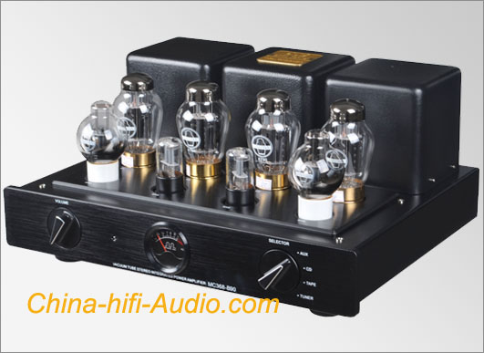 MingDa MC368-B90 KT90 *4 tube Integrated amplifier remote 2015