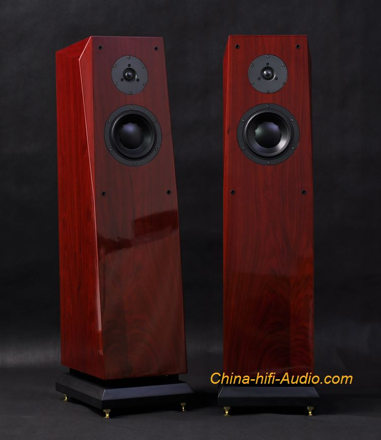 Muzishare Audio Cs 8 Wargod 2 Speakers Floorstanding