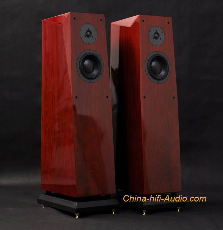MUZISHARE Audio CS-8 WarGod 2 Speakers floorstanding loudspeakers Pair