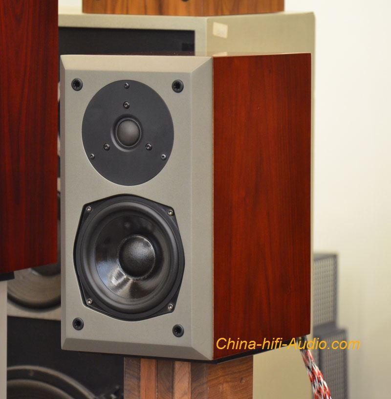 MUZISHARE Audio NS-5 monitor HiFi Speakers bookshelf loudspeakers A Pair