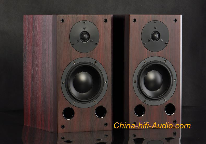 MUZISHARE Audio T5A HiFi Monitor Speakers bookshelf loudspeakers A Pair