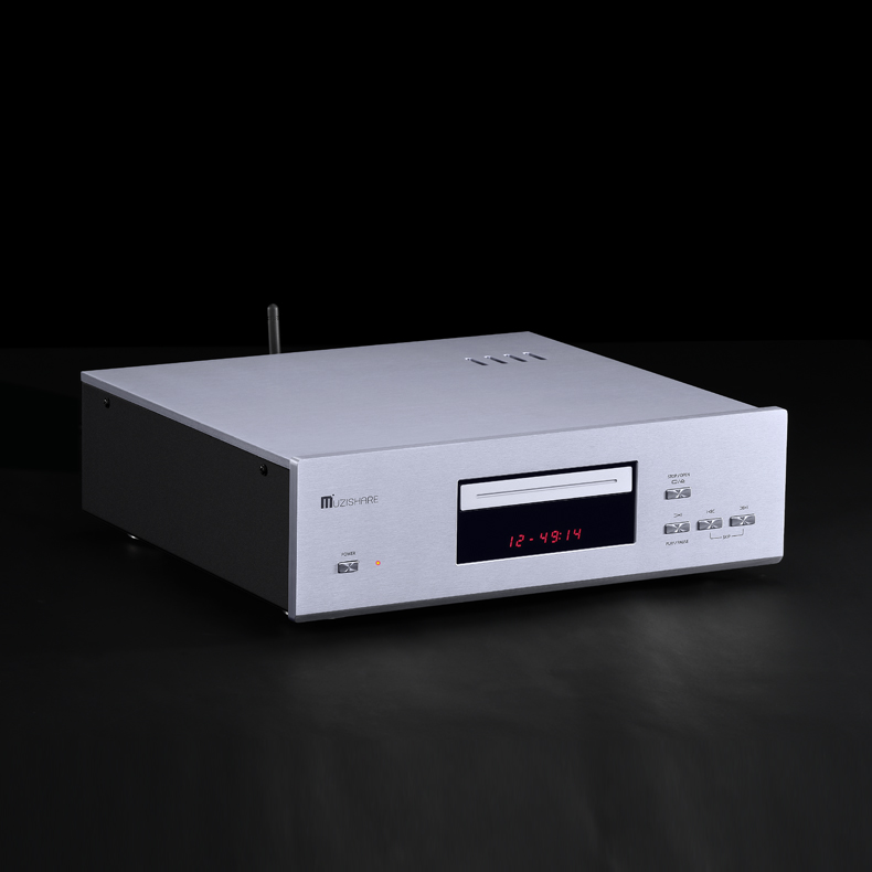 MUZISHARE C5 Vacuum Tube CD player