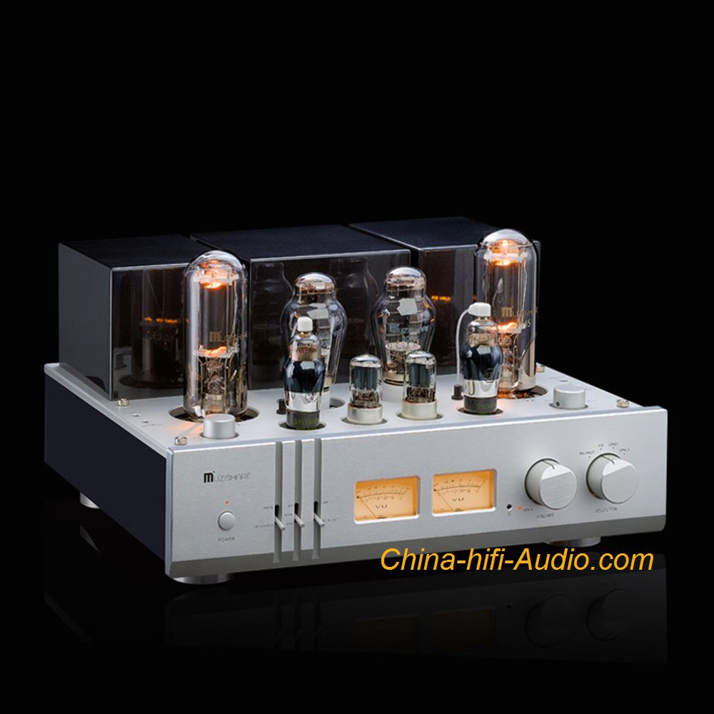 MUZISHARE X20 Class A 300B 845 Tube Sinle-Ended Integrated Amplifier & Power AMP
