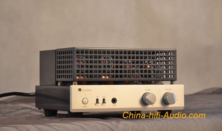 MUZISHARE X3T Class A sinle-ended EL84 Tube integrated amplifier & Headphone