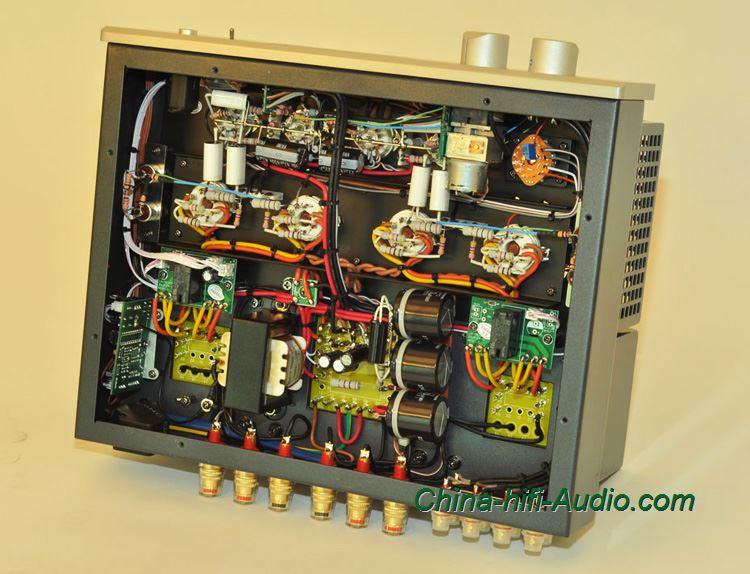 Welding Machine For Sale >> MUZISHARE X5 EL34 x4 vacuum tube integrated amplifier push ...