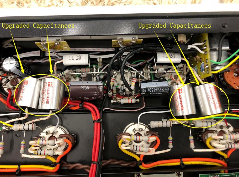 Muzishare X7 Kt88 X4 Integrated Tube Amplifier U0026 Power Amp