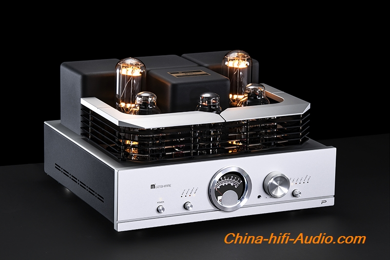 Muzishare R100 300B 805 Single-ended Class A Integrated Amplifier & power &Phono