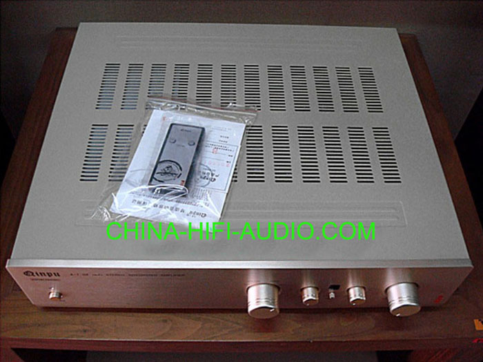 QINPU A-1.0X Class A 100W HI-FI INTEGRATED AMPLIFIER 100% BRAND