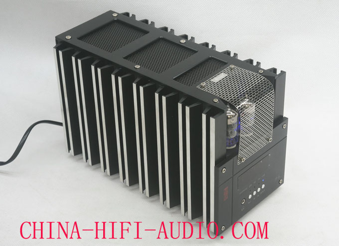 QINPU A-6 HI-FI VACUUM TUBE 6N3 INTEGRATED AMPLIFIER 2011