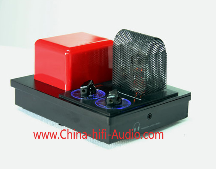 Qinpu Q-3 tube headphone amplifier & Integrated amp hi-end