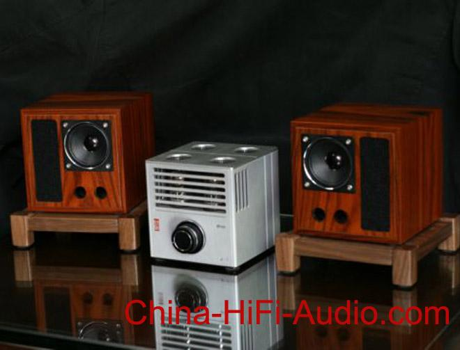Best Match! QINPU A1 A-1 amplifier + V-5 V5 Speakers