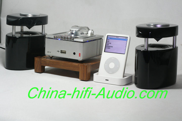 Best Match! QINPU DK-2 intergrated amplifier + Q-6 loud speakers
