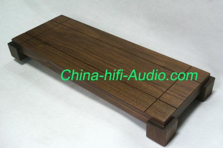 Qinpu J-3.0 manual skinning speaker stands for hifi amplifier