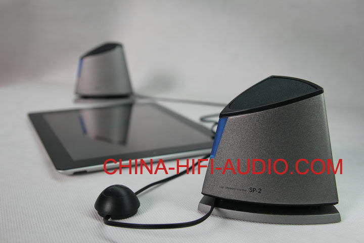 Qinpu SP-2 Avional USB Mini speakers notebook pc 2010