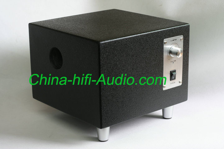 Qinpu SW-5 active subwoofer speaker for amplifier and CD player