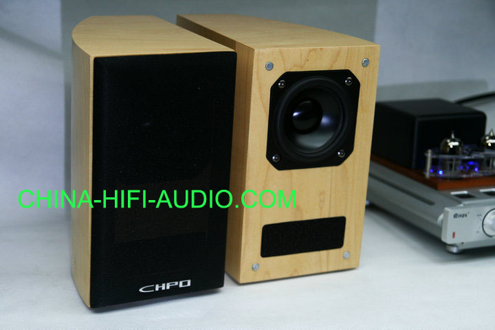 Qinpu V-6 Fishman's Song speakers loudspeakers pair 2011