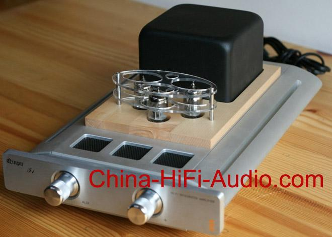 QINPU T-1 HI-FI VACUUM TUBE INTEGRATED AMPLIFIER 100% BRAND NEW