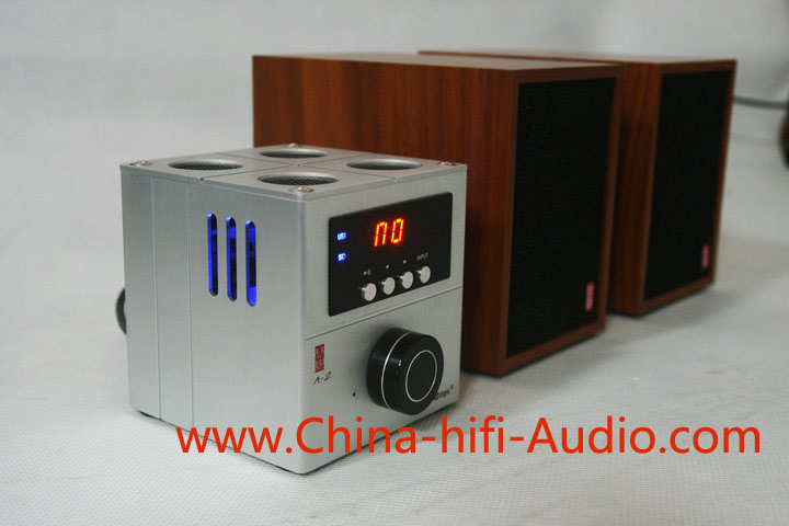Qinpu A-2 tube Integrated Amplifier USB SD FM radio 110v-250v