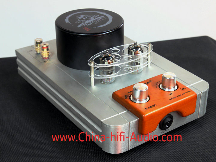 Qinpu A-6500 tube Integrated amplifier with headpnone amp