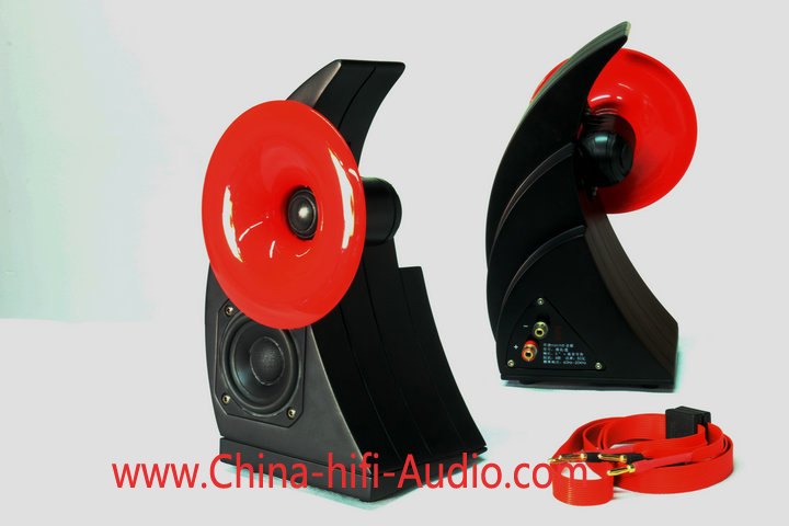 Qinpu S-3 HiFi speakers loudspeakers pair Chpo 2012 new