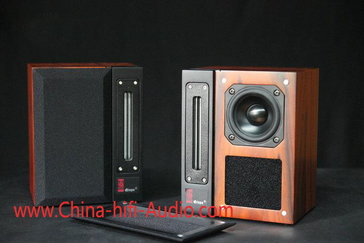 Qinpu VF-3.3 HiFi speakers loudspeakers pair Chpo 2012 new
