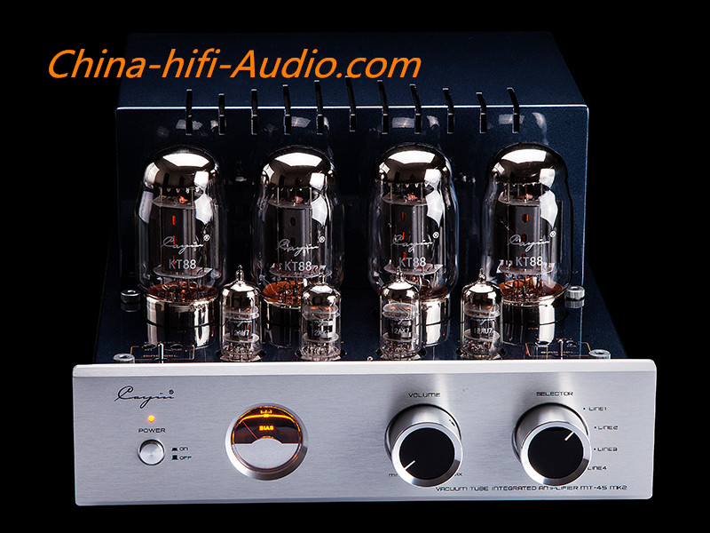 Cayin MT-45 MK2 KT88*4 tube amp integrated hi-fi Audio UL/Triode