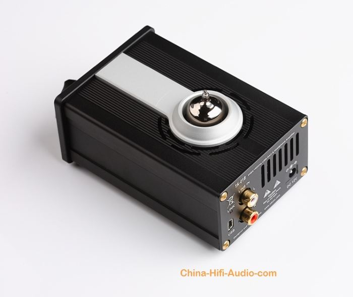 xDuoo TA-01B High performance USB DAC & Headphone Amplifier