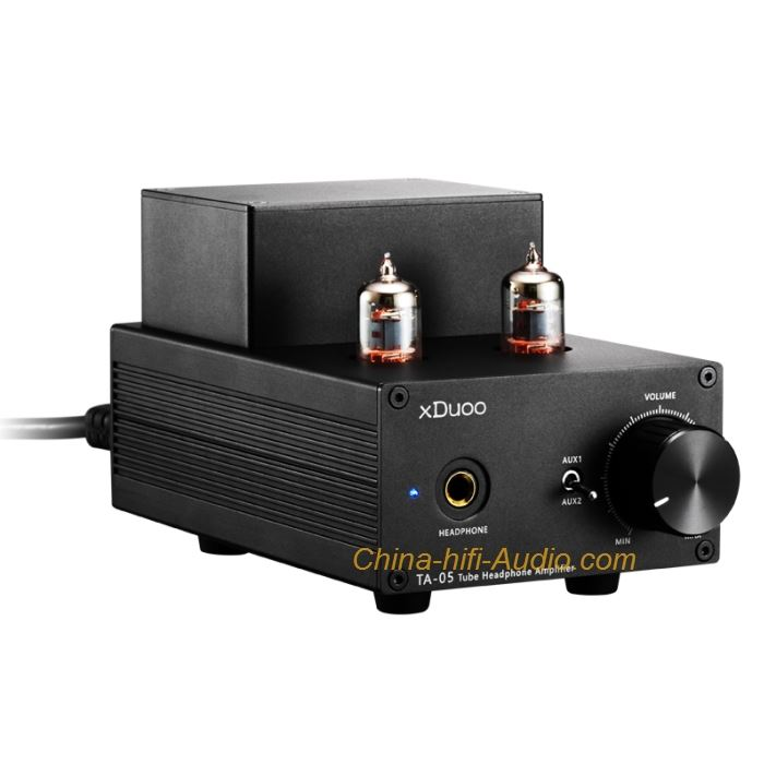 xDuooTA-05 Vacuum Tube Headphone Amplifier High Performance Stereo Amp