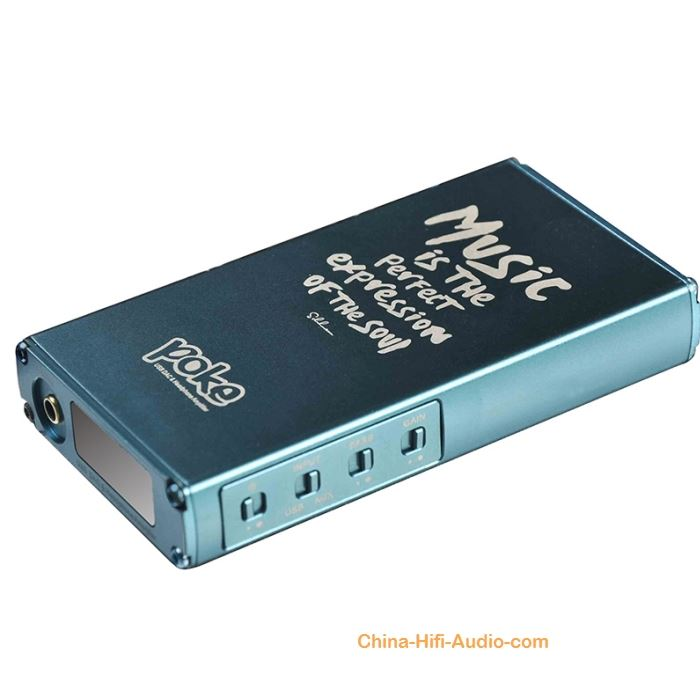 xDuoo XD-10 portable DAC AMP full featured machine POKE for computer cellphone