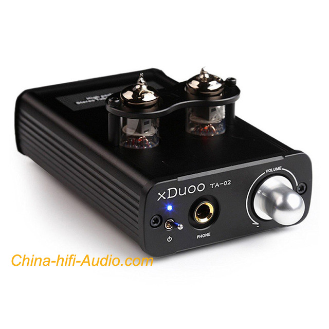 XDUOO TA-02 Vacuum Tube Headphone Amplifier Class A Buffer Amp