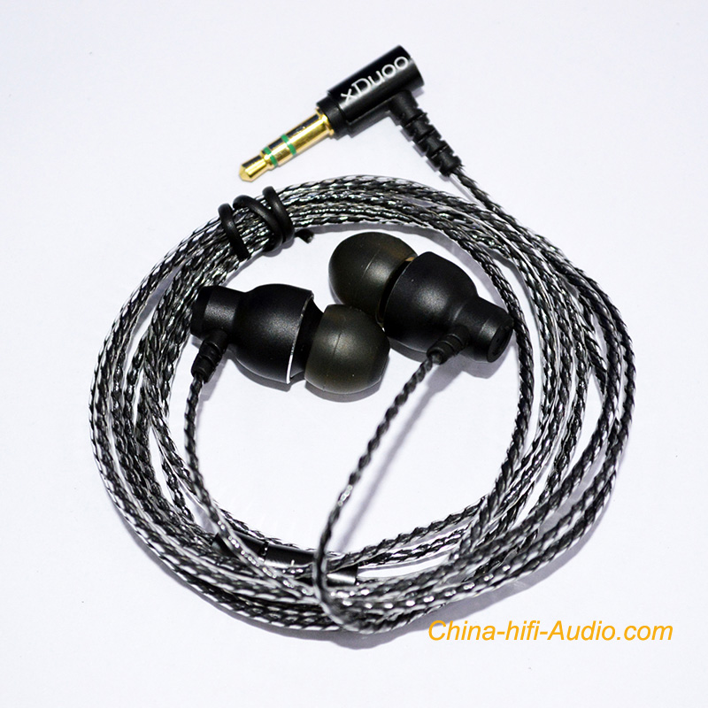xDuoo EP-1 In Ear 3.5mm Earphone Stereo Dynamic Headset 1.2m new