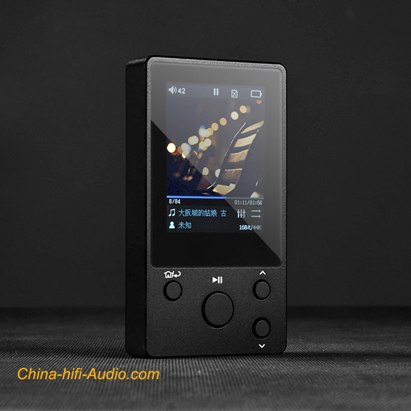 xDuoo NANO D3 Lossless Music Player APE FLAC WAV AAC DSD MP3 DAP