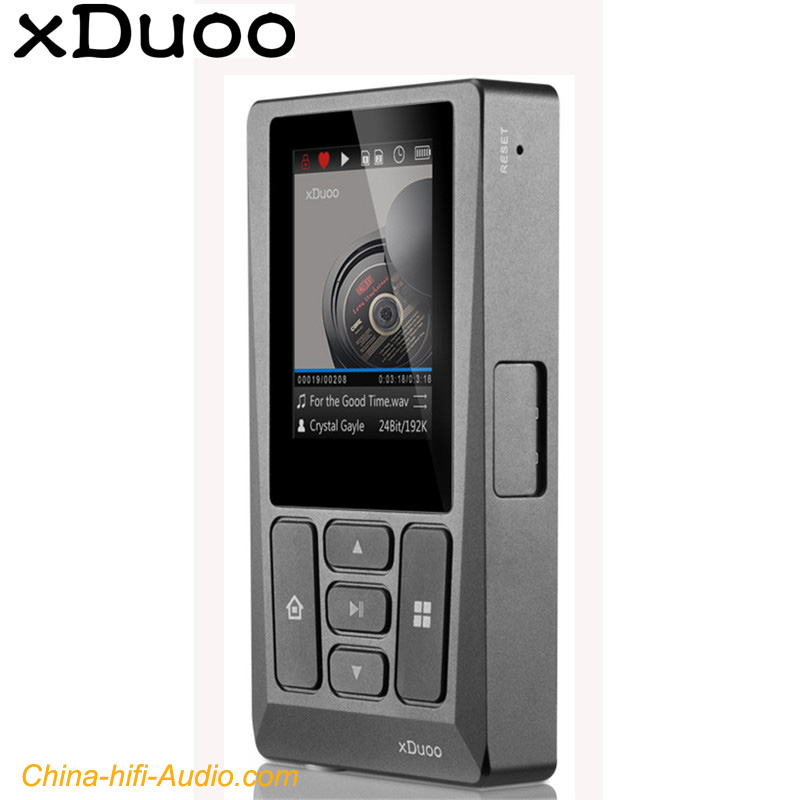 xDuoo X10T Lossless Music Player MP3 APE FLAC Digital Turntable