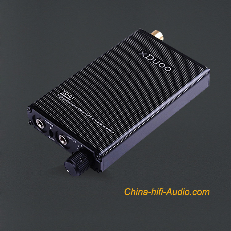 xDuoo XD-01 USB DAC Portable Headphone Amplifier 24Bit/192KHz
