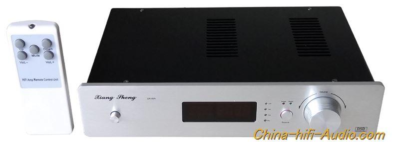 XIANGSHENG DA-06 AK4493/4495 xmos Digital DSD Hardware