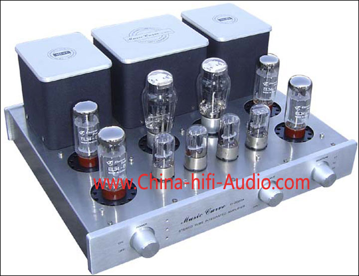 Sound Luster D-2030A-EL34B Class A Integrated Amp Deluxe Edition