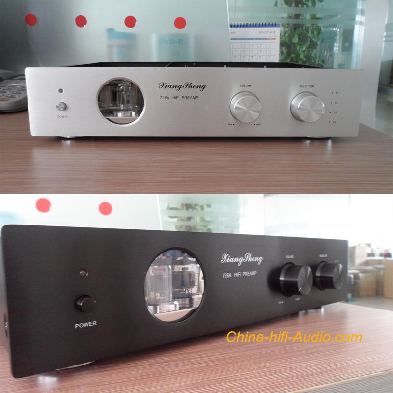 XIANGSHENG 728A tube preamp Shigeru Wada circuit pre-amplifier - Click Image to Close