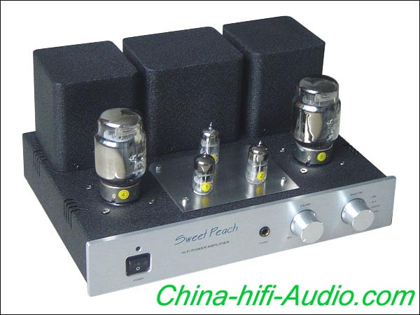 XiangSheng SP-KT100 Vacuum Tube Single ended Amplifier - Click Image to Close