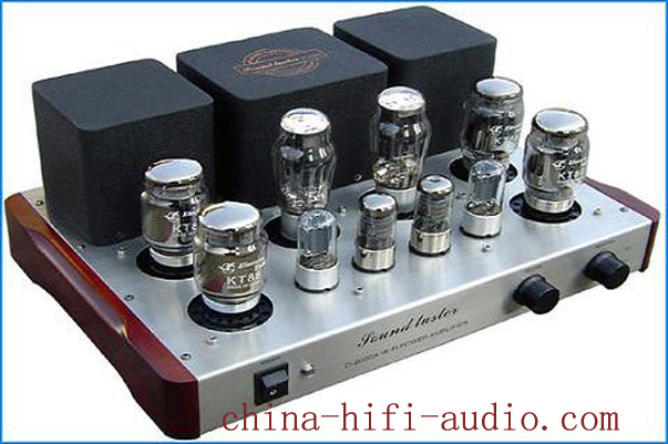 Sound Luster D-2030A-KT100 tube Class A Integrated Amplifier new