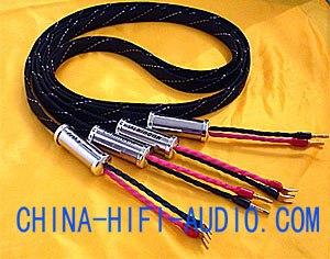 Xindak FS-0.5 Audio Speaker loudspeaker Cables Connect