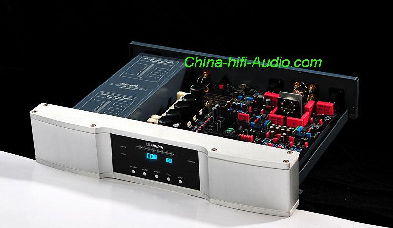 Xindak DAC-8 DA Digital Analogue Converter DAC XLR 192kHz