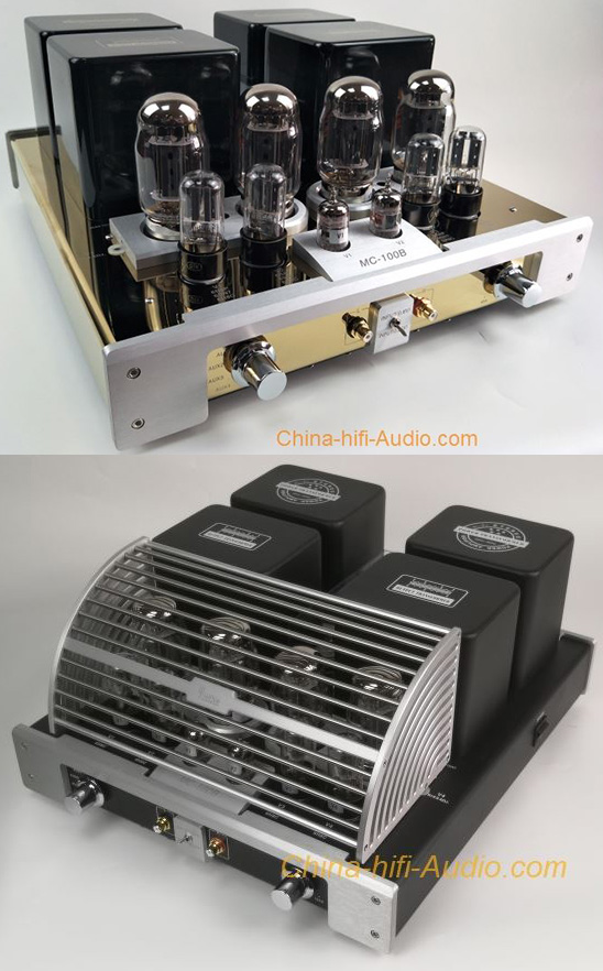 YAQIN MC-100B KT88 Tube INTEGRATED AMPLIFIER Power AMP 2 Mode
