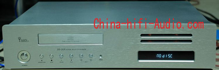 Yaqin SD-28B tube HDCD/CD Player high performance-price ratio