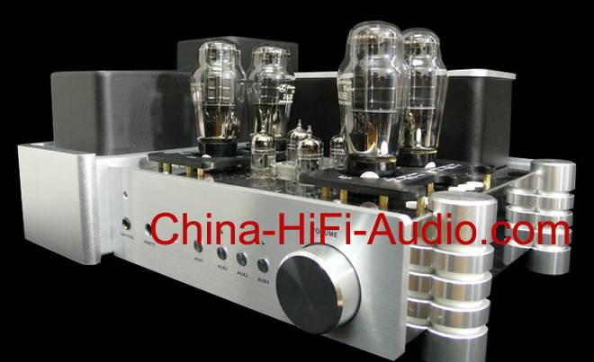 YAQIN MS-2A3 Vacuum Tube HI-FI INTEGRATED AMPLIFIER New