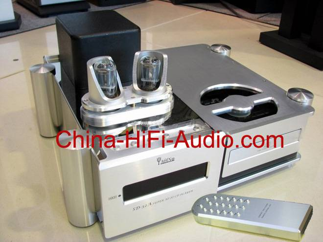 YAQIN SD-32A Vacuum Tube hifi CD&HDCD PLAYER brand New