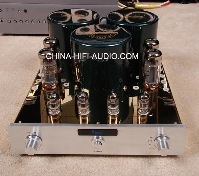YAQIN MC-10L VACUUM TUBE EL34 Integrated AMPLIFIER New